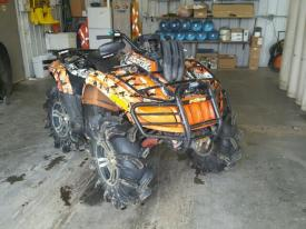 Salvage Arctic Cat ATV